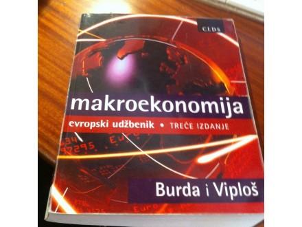 Makroekonomija evropski udžbenik Burda i Viploš