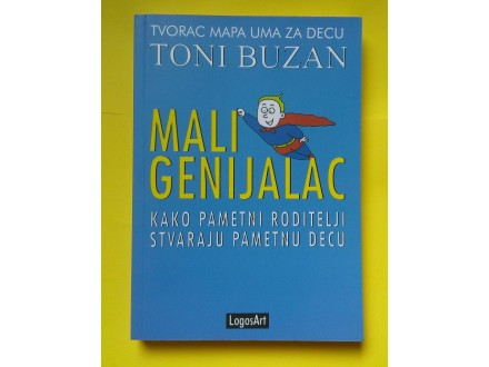 Mali Genijalac - Toni Buzan