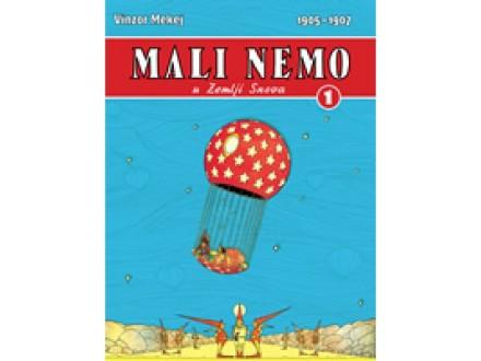 Mali Nemo u Zemlji snova 1 (1905–1907)