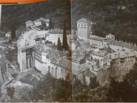 Manastir Hilandar fotomonografije,200.foto,34x25.engles