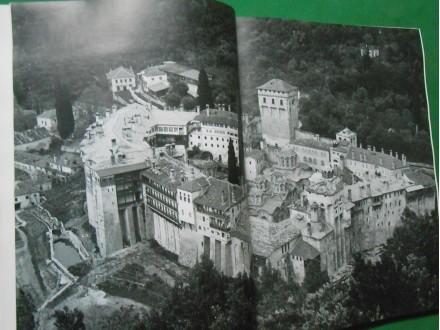 Manastir Hilandar fotomonografije,800.g od osnivanja,ok