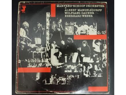 Manfred Schoof Orchester LP (AMIGA,1984)