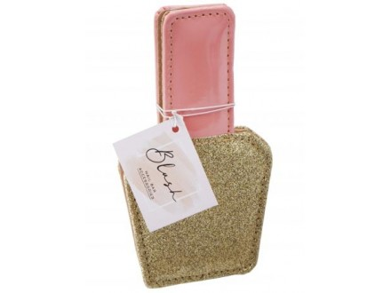 Manikir set - Blush Gold Glitter - Blush