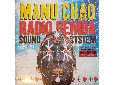 Manu Chao- radio bemba sound system (+bonus cd)