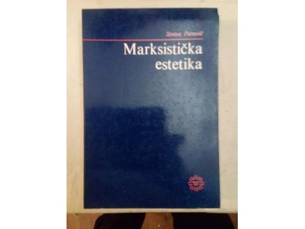 Marksistička estetika - Sreten Petrović