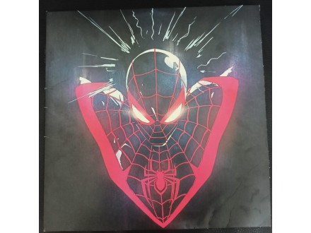 Marvel`s Spider-Man: Miles Morales 2XLP (MINT,2021)