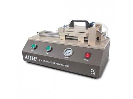 Masina AIDA za laminaciju OCA automatic A-768 (MS)