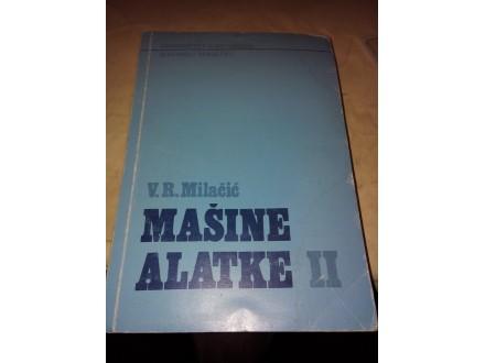 Mašine alatke II - V. R. Milačić