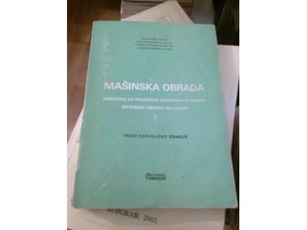 Mašinska obrada - Stanić, Nikolić, Jovanović, Gajović