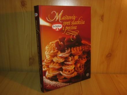 Mastovit svet slatkisa i peciva