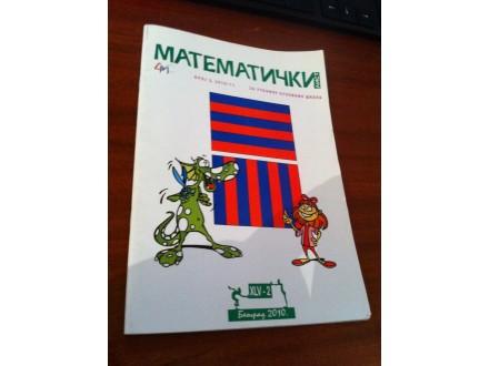 Matematički list 2010/11 broj 2
