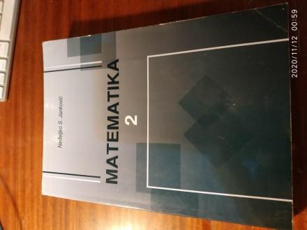 Matematika 2 Janković