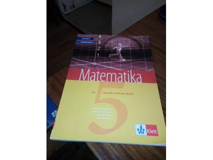 Matematika 5 zbirka zadataka - Klett