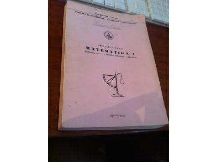 Matematika I Aurelija Trgo