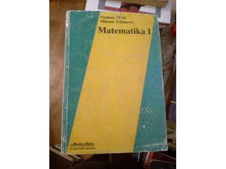 Matematika I - Mićić Trifunović