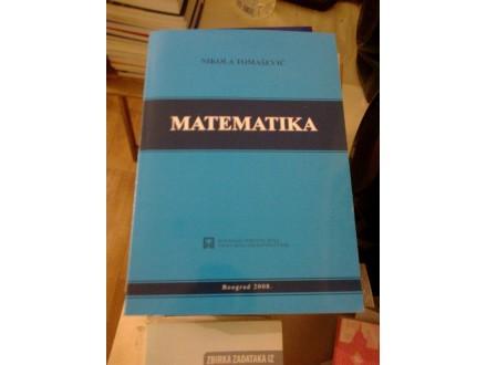 Matematika - Nikola Tomašević