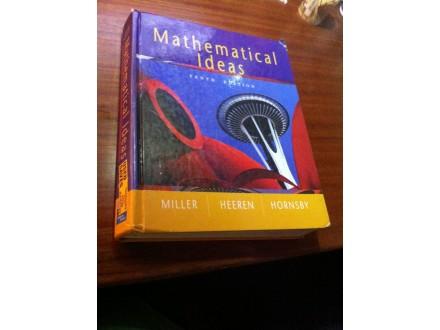 Mathematical ideas Miller Heeren Hornsby