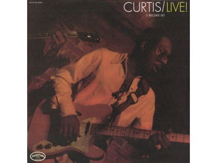 Mayfield, Curtis-Curtis/Live!