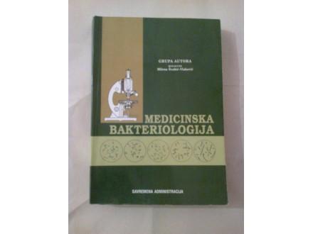 Medicinska bakteriologija - grupa autora