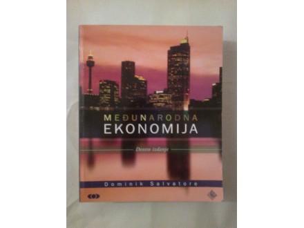 Međunarodna ekonomija - Dominik Salvatore