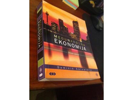 Međunarodna ekonomija Dominik Salvatore