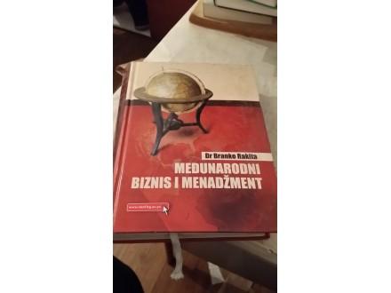 Međunarodni biznis i menadžment - dr Branko Rakita