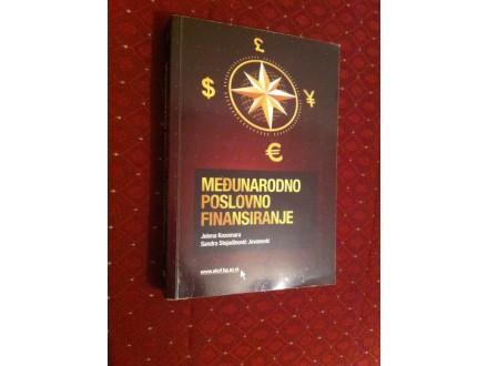 Međunarodno poslovno finansiranje Jovanović Kozomara