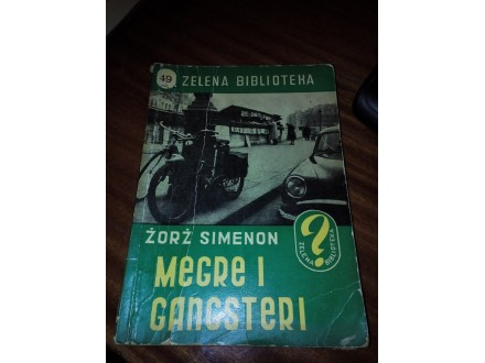 Megre i gangsteri - Žorž Simenon