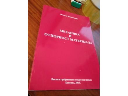 Mehanika i otpornost materijala Milovanović