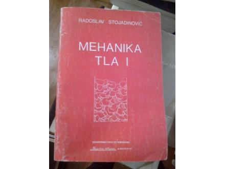 Mehanika tla I - Radoslav Stojadinović