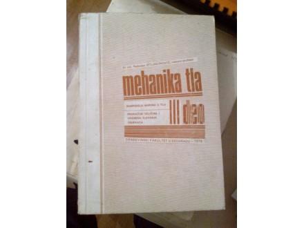 Mehanika tla III - Radoslav Stojadinović