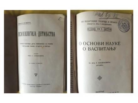 Meljnikov / Svjetlov / Stimpfl / dr.V.Mladenović  4 u 1