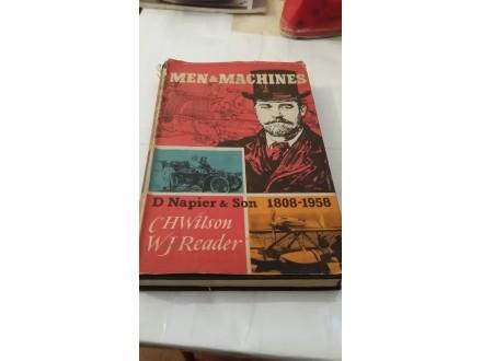 Men and Machines 1808-1958 - Wilson Reader