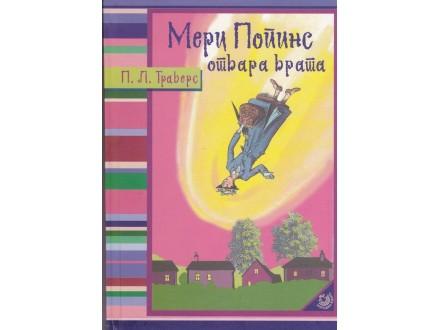 Meri Popins otvara vrata - P L Travers