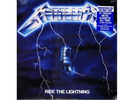 Metallica-Ride the lighting