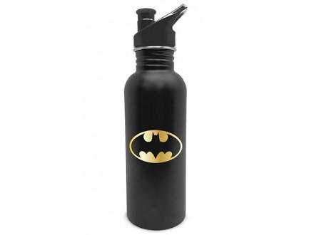 Metalna boca za poneti - Batman Logo - DC Comics