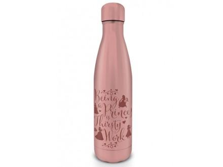 Metalna boca za poneti - Disney Princess Thirsty Work - Disney Princess