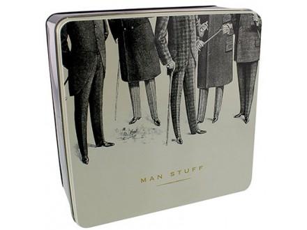 Metalna kutija Emporium - Man Stuff