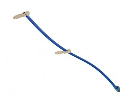Metalno kosište - drška za kosu