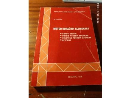 Metod konačnih elemenata Kalajdžić