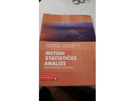 Metodi statističke analize - Bošković Dragutinović