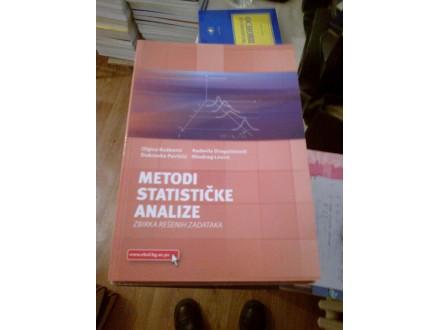 Metodi statističke analize zbirka rešenih Bošković