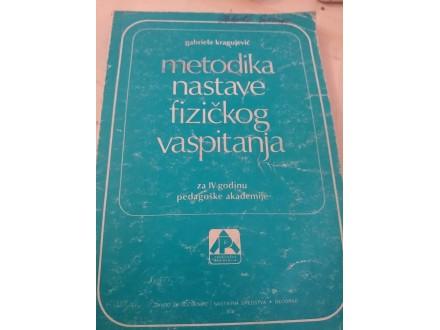 Metodika nastave fizičkog vaspitanja - Kragujević