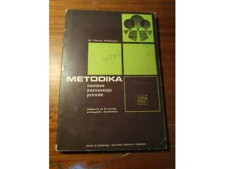 Metodika nastave poznavanja prirode i Prodanović