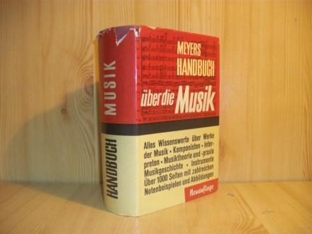 Meyers Handbuch uber die Musik