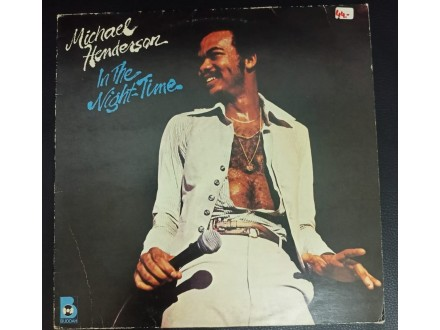 Michael Henderson – In The Night-Time LP (GER,1978)