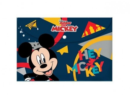 Mickey Mouse school fascikla A4 319285