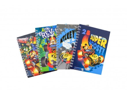 Mickey Mouse school notes 319200