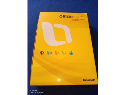 Microsoft Office 2008 Home and Student Edition