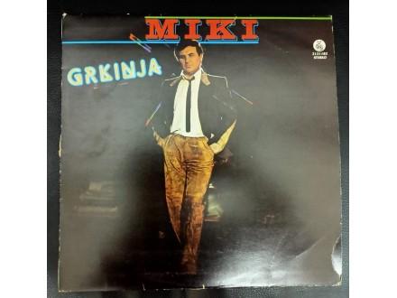 Miki – Grkinja LP (MINT,1983)